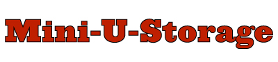 Mini U Storage logo